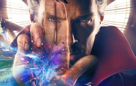 """Doctor Strange"": A Visual Adventure Through the Mystic Arts"