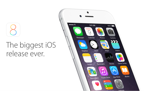 iOS 8 – A New Software Release from Apple