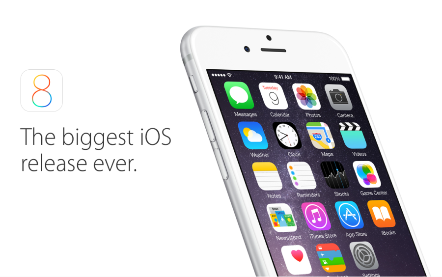 iOS 8 – A New Software Release from Apple – Indian Ink
