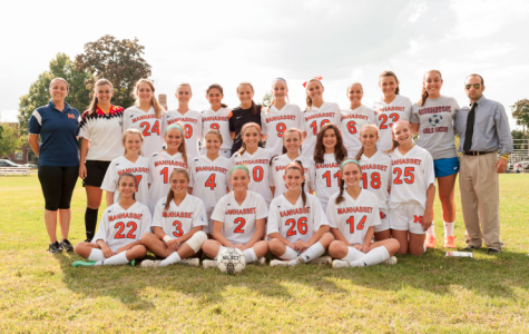Manhasset Girls Varsity Soccer Dreams Big in 2014