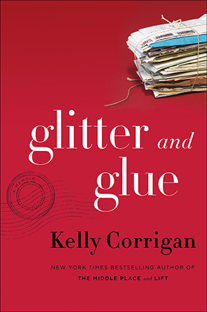 Glitter and Glue Book Review