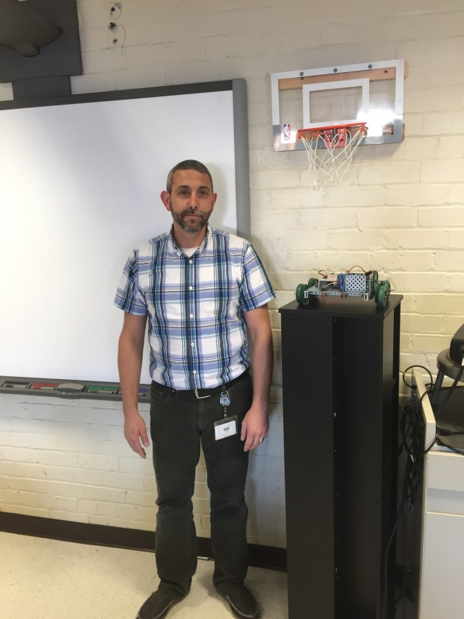 Teacher Profile: Mr. Russo