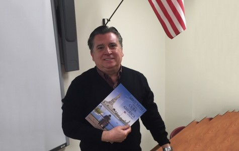 Manhasset's Newest Author – Michael Ruiz