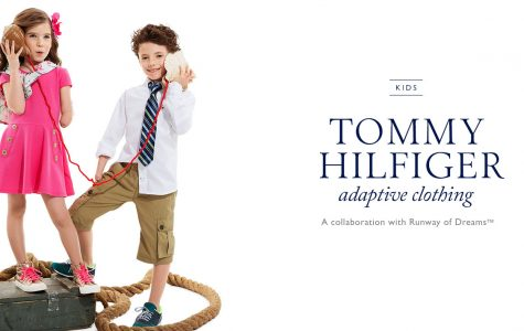 Tommy Hilfiger's New Line for Children With Disabilities