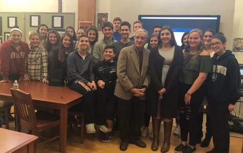 Manhasset Hellenic Club Hosts Guest Speaker for Oxi Day