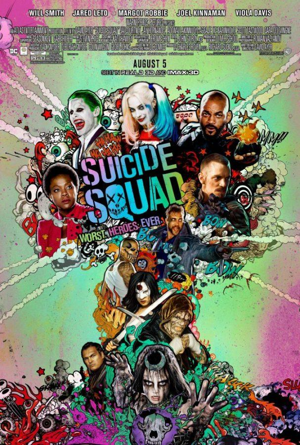 """Suicide Squad"" Movie Review"