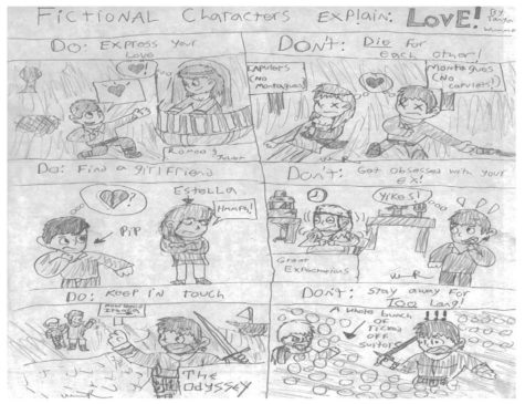 Fictional Characters Explain: Love!