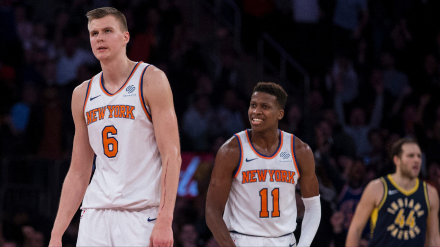 New Look in New York: Knicks off to Hot Start