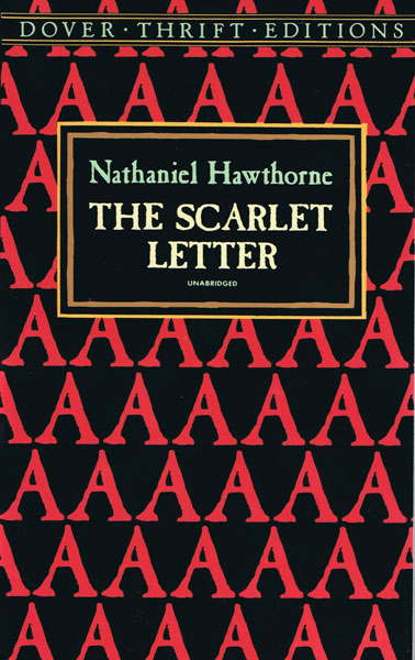 The Scarlet Letter In Modern World Indian Ink