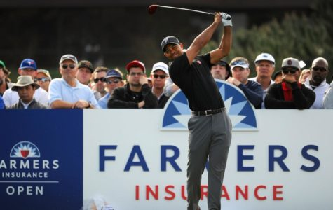 Tiger's Solid 2018 Debut at the Farmers Insurance Open