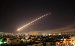 Donald Trump Authorizes Air Strikes on Syria