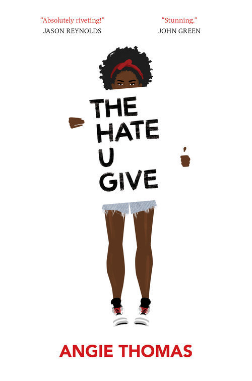 March+Book+Review%3A+The+Hate+U+Give+by+Angie+Thomas