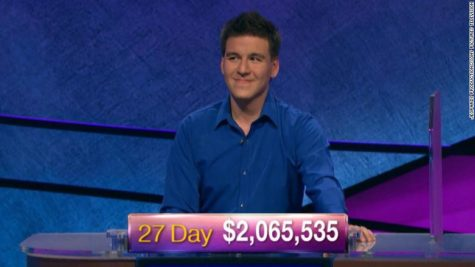 32-day Jeopardy Champion's Streak Ends; Falls Short of Record