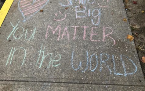 """""""Chalk Out"""" for Mental Health"""