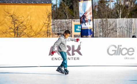 Ice Sports Reinvented In Our Warming World