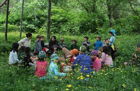 A New Riverhead School With an Environmental Twist: Outdoor Learning